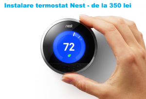 instalare-termostat-nest